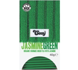 Th� vert bio Jasmin Green Cosy x 20 sachets