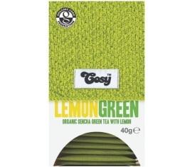 Thé vert bio Lemon Green Cosy x 20 sachets