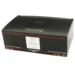 Th� noir Ceylan D�th�in� x 24 sachets