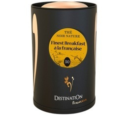 Boite Destination Th� bio Finest Breakfast � la Fran�aise N�50