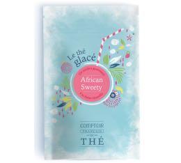 10 sachets (10 litres) de Thé glacé AFRICAN SWEETY - Comptoir Français du Thé