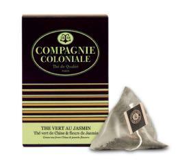 Thé Vert au Jasmin Compagnie Coloniale x 25 Berlingo®