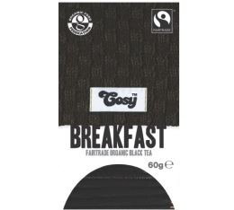Th� noir bio Breakfast Cosy x 20 sachets