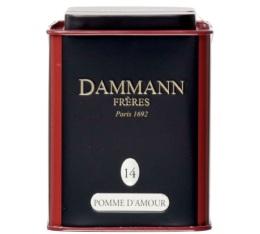 Boite Dammann N�14 Th� Pomme d'Amour