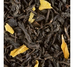 Thé noir en vrac Charlotte au chocolat - 100 g - Dammann