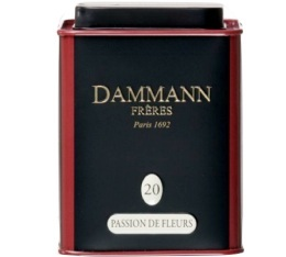 Boite Dammann N�20 Passion de fleurs - 60 g
