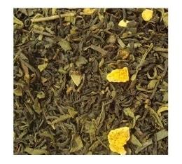 M�lange th� noir et vert bien-�tre Ta�-chi en vrac - 100 gr - George Cannon