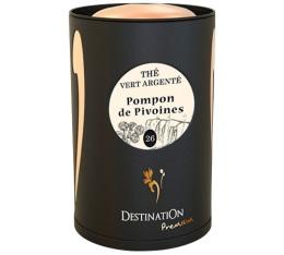Boite Destination Th� bio Pompon de Pivoines N�26