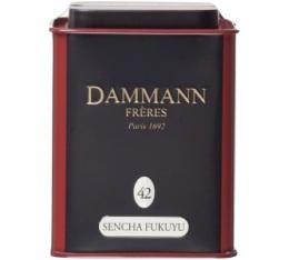 Boite Dammann N°42 Sencha Fukuyu - thé vert du Japon