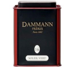 Boite Dammann N�16 Th� Soleil Vert