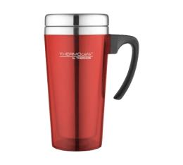 Mug isotherme ThermoCaf� by Thermos soft touch rouge - 42cl