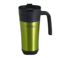 Travel Mug avec poign�e lime 42.5cl - THERMOcaf� by Thermos