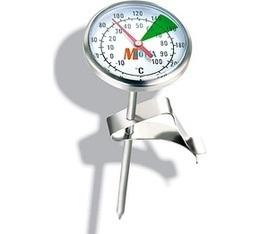 Thermomètre à lait à cadran Motta (+ fixation)