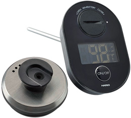 Thermomètre pour bouilloire Haroi Bueno Kettle inox