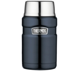 Lunch box King Noir 71cl- Thermos