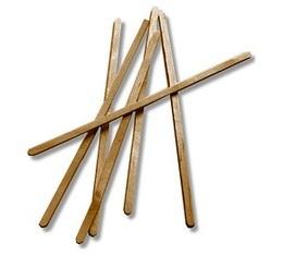 Batonnet m�langeur (touilleur) en bois x 1000