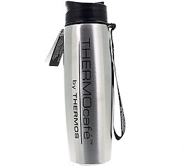 Urban Tumbler isotherme THERMOcaf� by Thermos inox avec dragonne - 50cl