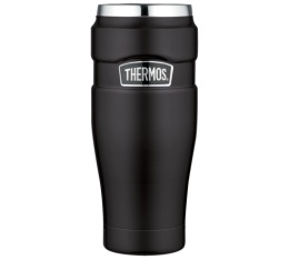 Tumbler Mug Stainless King noir mat 47cl - Thermos