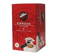 Dosette E.S.E. Arabica/Robusta x 18 par Caff� Vergnano