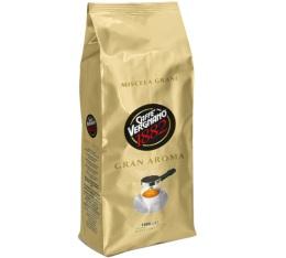Café en grains Caffè Vergnano Gran Aroma 1kg