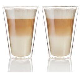 Set de 2 verres double paroi Idélice - 400ml