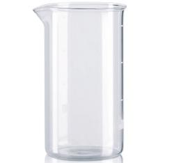 Verre de rechange compatible pour cafetière à piston Bodum 3 tasses - 35cl