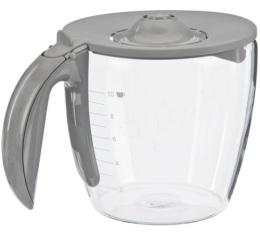 Verseuse en verre (647051) 10 tasses pour cafetière filtre Bosch et Siemens