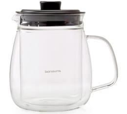 Carafe verre double paroi 8 tasses pour cafetière Bonavita