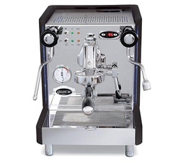 Machine expresso Quick Mill Vetrano 2B Noire 2 chaudi�res + offre cadeaux