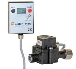 Aquameter avec �cran LCD