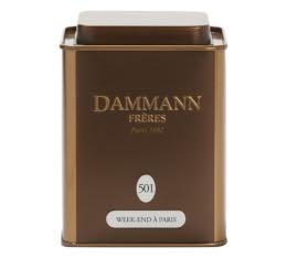 Boite Dammann N°501 Weekend à Paris - 100gr
