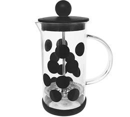 Cafetière à piston Zak!Designs DOT DOT noire 3 tasses