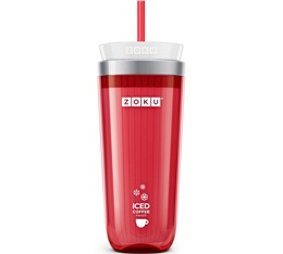 Zoku Iced Coffee Maker ZK121-RD Rouge pour caf� et th� glac�