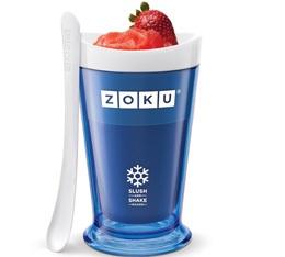 Zoku Slush & Shake Maker bleu - coupe r�frig�rante express