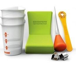 Set d'accessoires pour sorbeti�re - Zoku