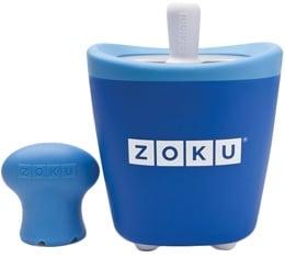 Sorbeti�re Zoku Pop Maker � esquimaux instantan�e bleu