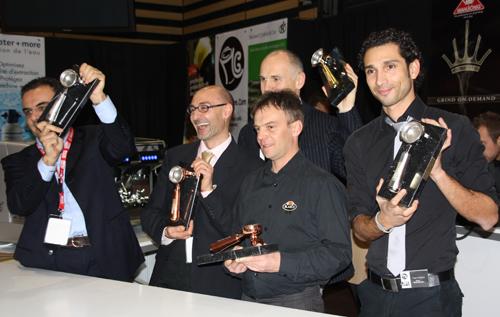 championnat de France de café : sirha