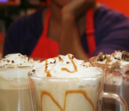 Coffee shop à l'île de la Réunion