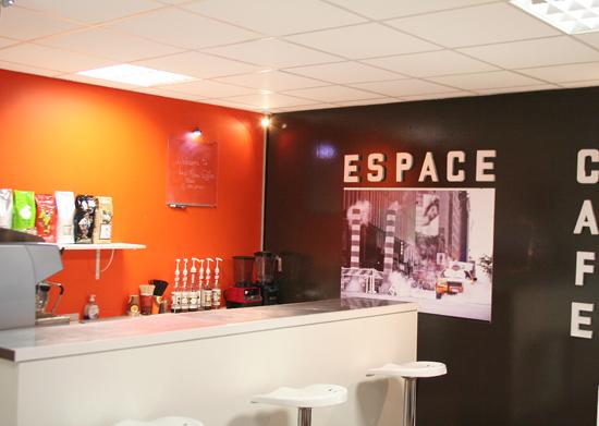 espace caf relook