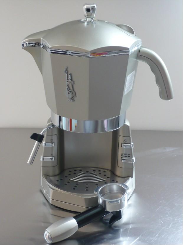 Machine A Cafe Italienne : essai d taill de la bialetti mokona ~ Melissatoandfro.com Idées de Décoration