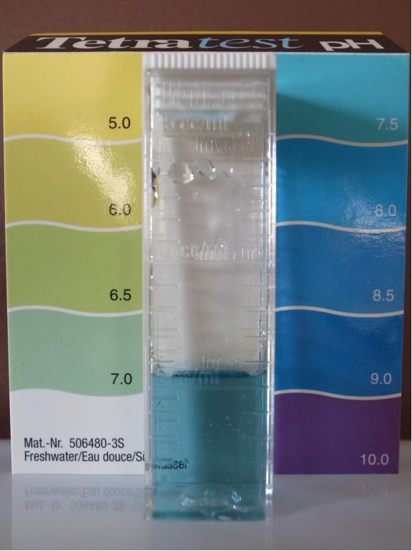 Ph eau du robinet lueau distribue au robinet en france doit rpondre aux normes de qualit des - Comment mesurer le ph ...