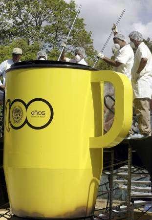 Café 100 % Arabica