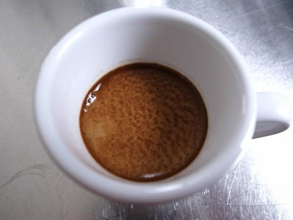 Espresso : Le bon dosage