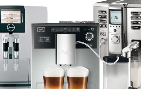 Comparatif Machine A Cafe A Grain Melitta Caffeo