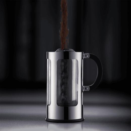 La cafeti re piston - Fonctionnement cafetiere a piston ...