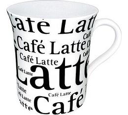 Un LatteNoir Blanc Mug Une Recette Tendance Café Et Pour 0PwOnk8