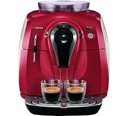 Maxicoffee blog actualit s saeco xsmall plus et saeco xsmall steam le - Machine a cafe a grain saeco ...
