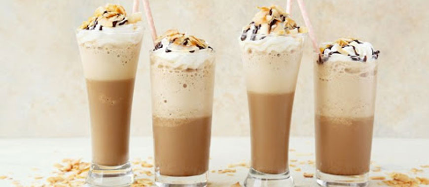 Cool down with an Iced Mocha!
