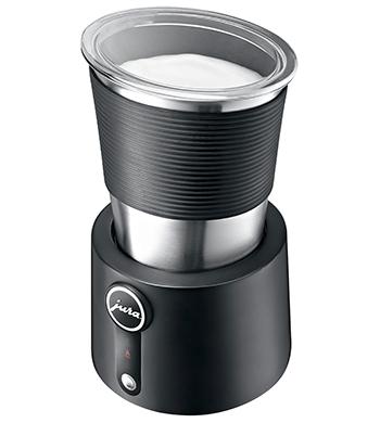 Nouveau modèle de mousseur à lait Jura - 2012