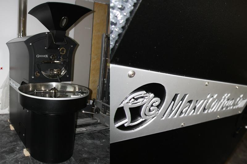 Nos torr facteurs lionel et michele ont re u leur cadeau for Materiel professionnel cafe